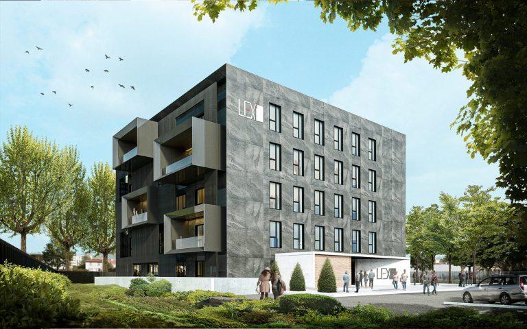 Atelier Racolta Architecte - Bureaux LexA - Saint Etienne