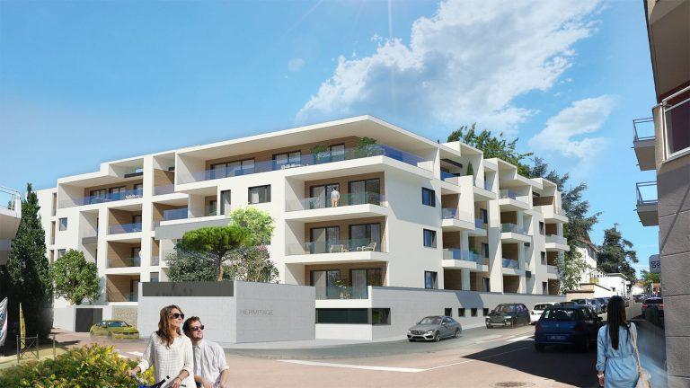 Atelier Racolta Architecte - Immeuble l'Hermitage - Andrézieux-Bouthéon