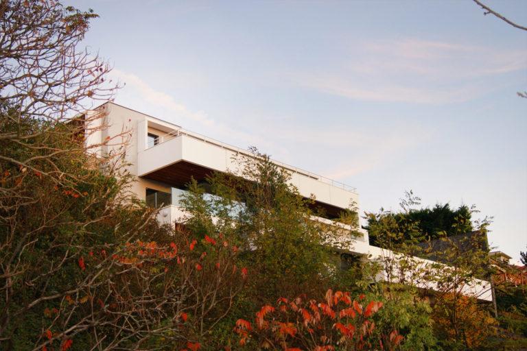 Atelier Racolta Architecte - Villa Belvédère - Saint Just Saint Rambert