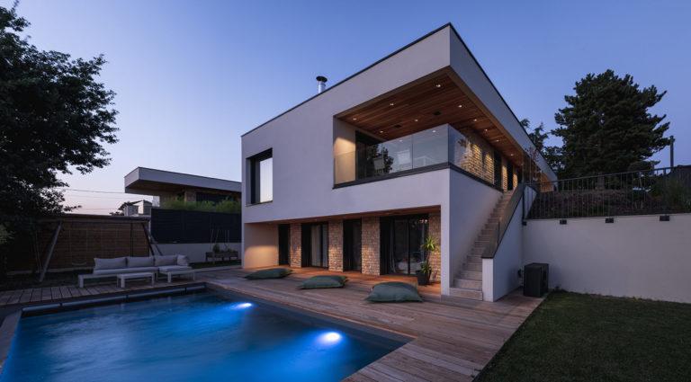 Atelier Racolta Architecte - Maison individuelle Soleymieux - La Talaudière