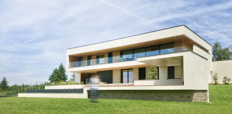 Atelier Racolta Architecte - Maison individuelle du Regard - Monistrol sur Loire