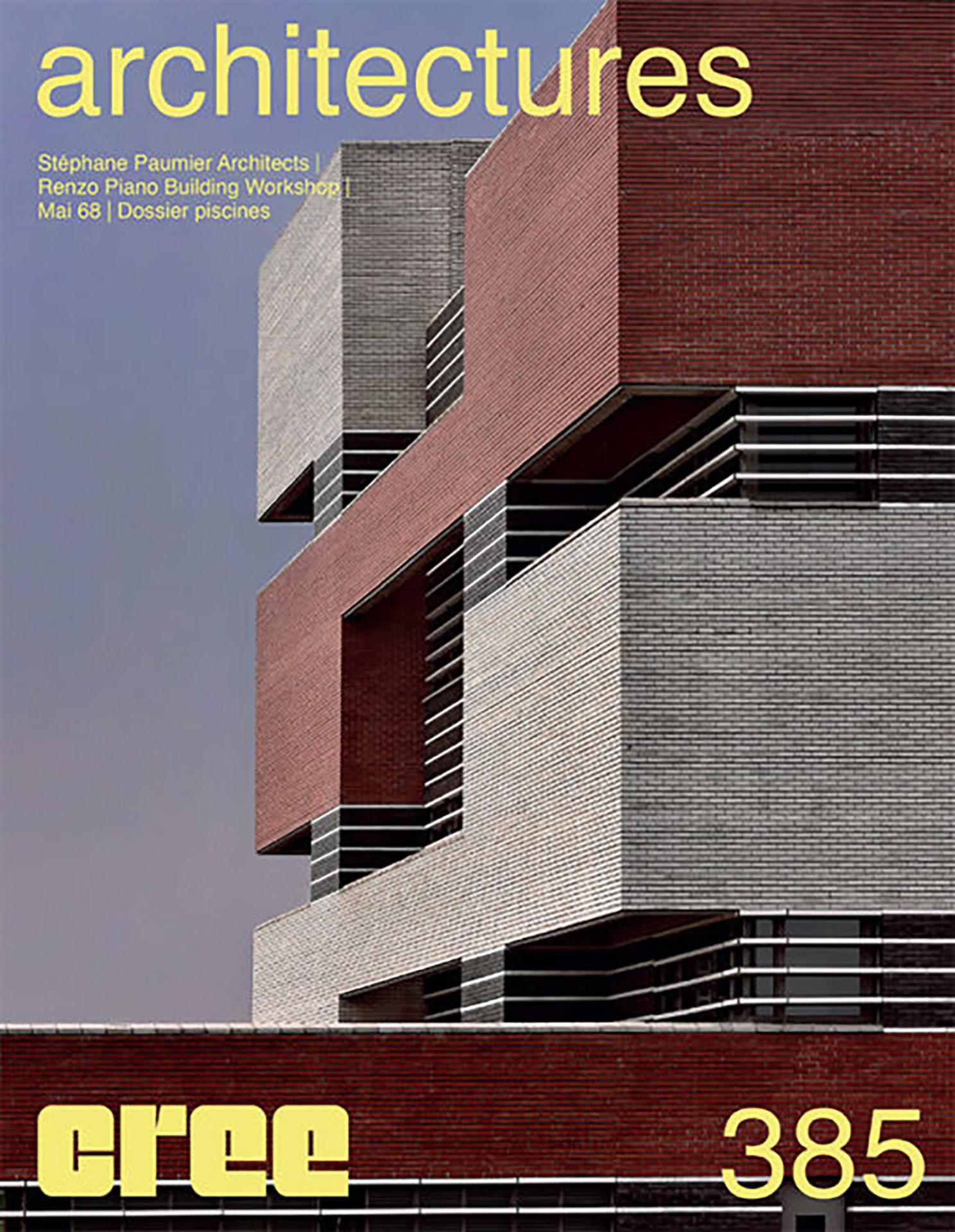 Article dans «Architectures Crée»