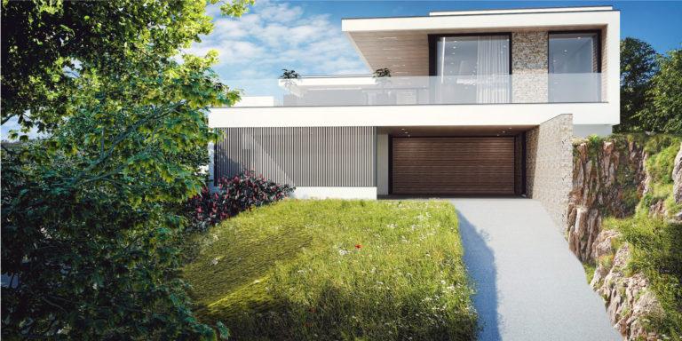 Atelier Racolta Architecte - Maison individuelle de la Forêt - L'Etrat